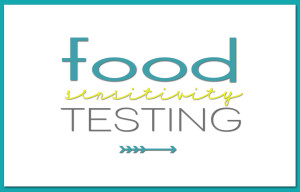 food sensitivity testing with RD
