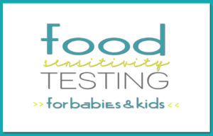 food sensitivity testing for kids and babies