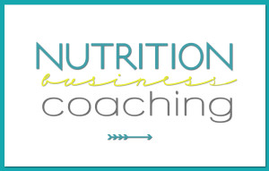 nutrition business coaching